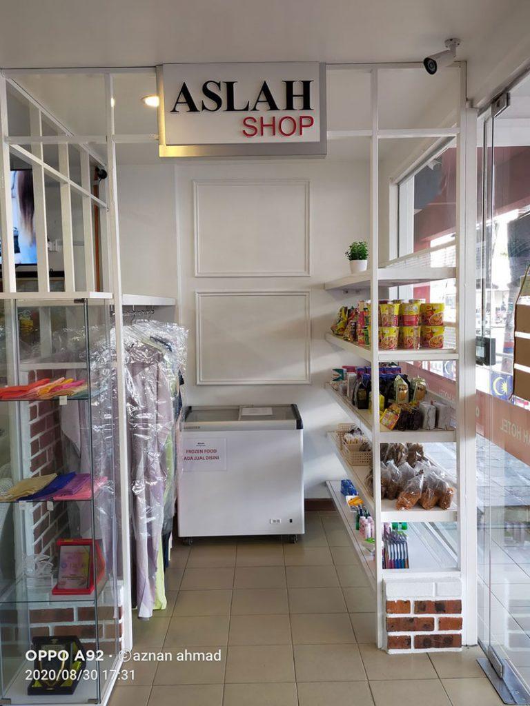 Aslah Shop